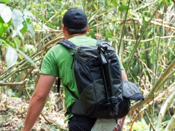 Hike out to Cabo Blanco