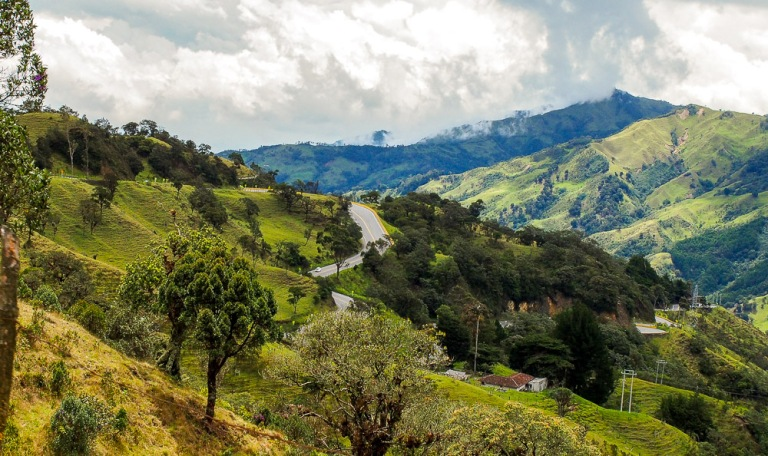 Colombia: Canyoning, Coffee and Cocora