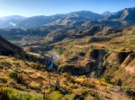 Lake Titicaca and Colca Canyon